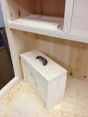 Spice Drawers for Dresser with Your Choice of Handles