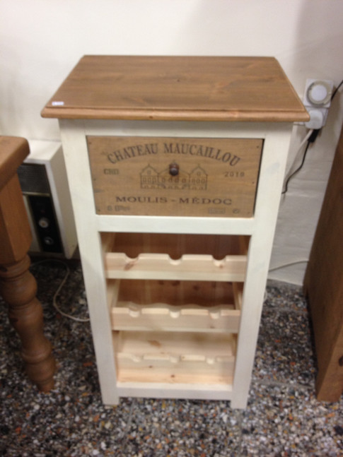 French Style Wine Rack