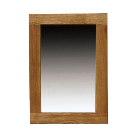Medium Oak Mirror