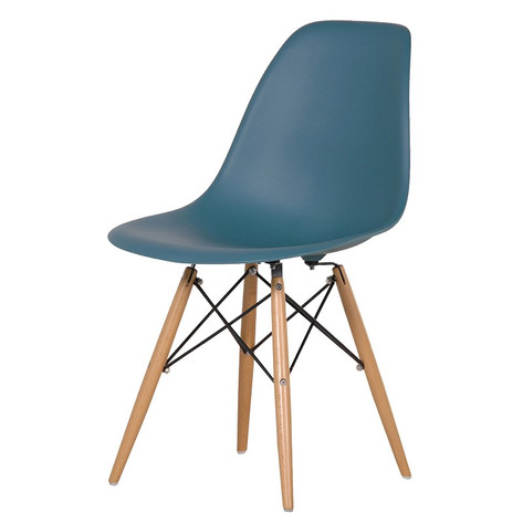 Moulded Seat Blue