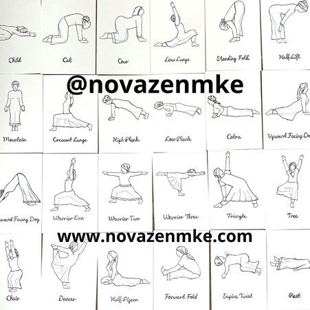 Orthodox Yoga Illustrations