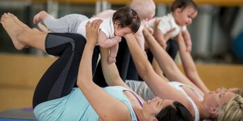 Baby and Me Yoga 6-WEEK!