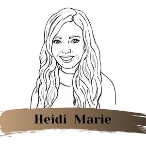 Heidi of Zuri and Floyd Salon Business C