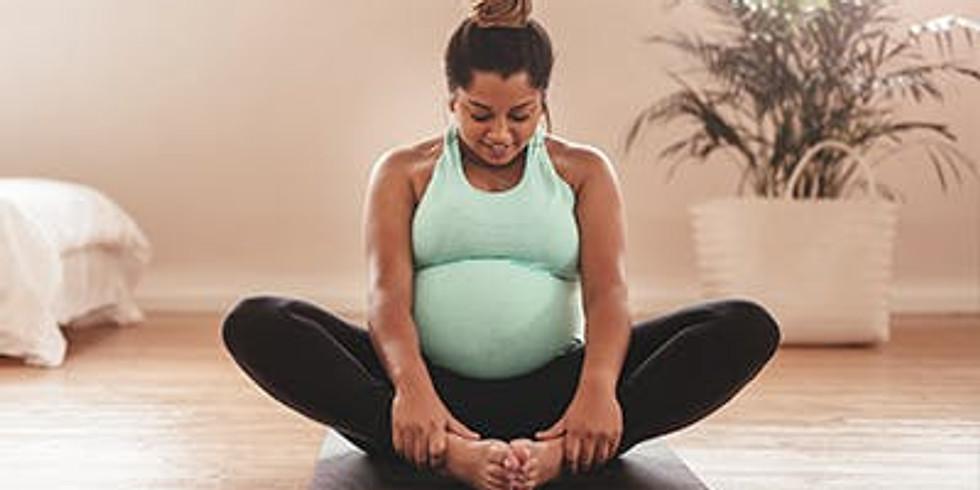 Mama Yoga (pre/postnatal) 3-WEEK! (JAN 2020)