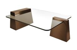 PLINTH COCKTAIL TABLE