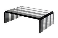 CHAMFER COCKTAIL TABLE