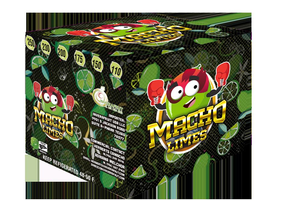 Macho Limes!!