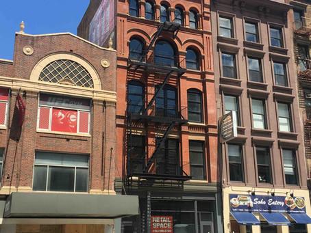 275 Canal Street Restoration