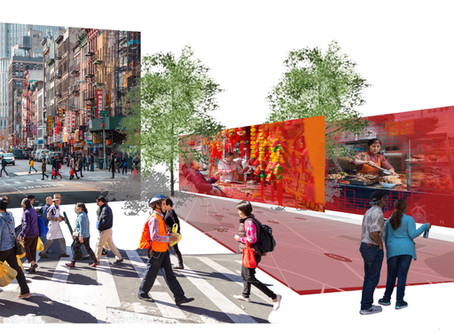 PKSB's Design Proposal for The Gateways of Chinatown