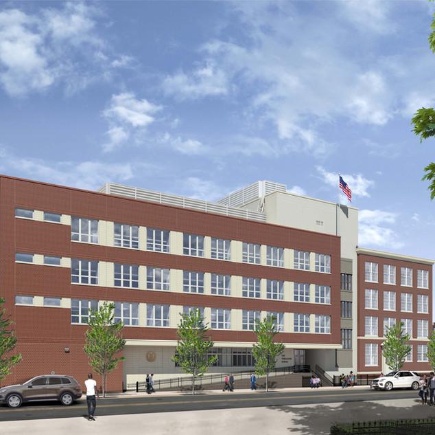 PS 101, THE VERRAZZANO SCHOOL