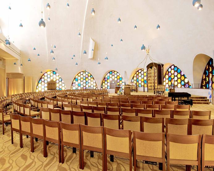 Side View  J-Peg Temple Beth Shalom 3-2-