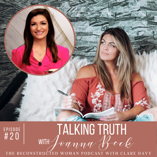 20 | TALKING TRUTH WITH GUEST JOANNA BECK