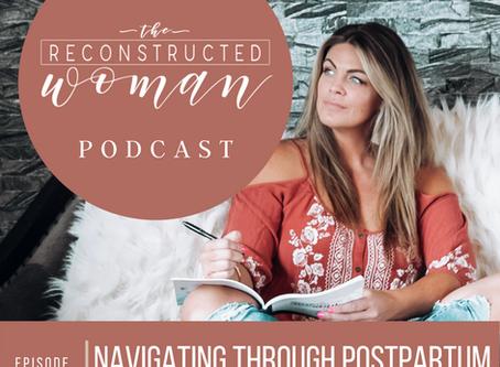 18 |Navigating Through Postpartum