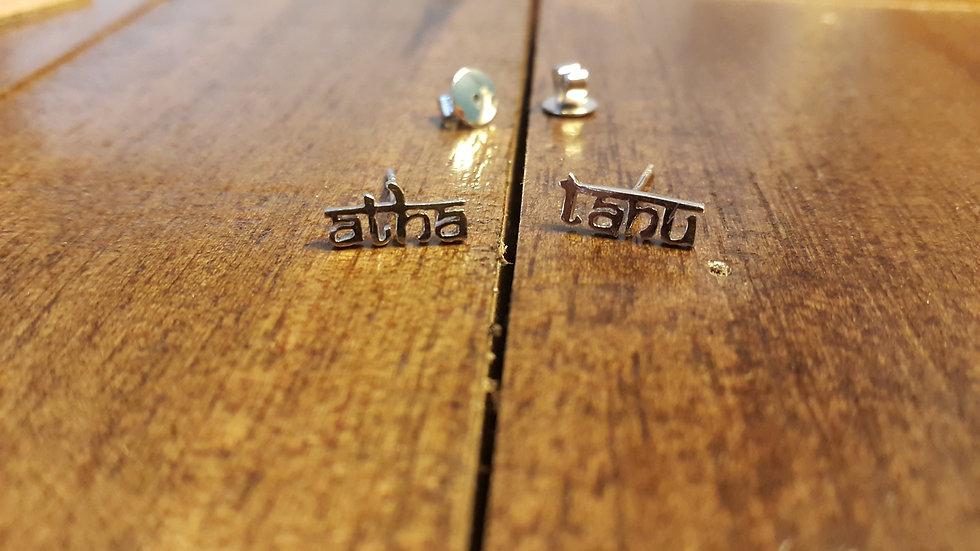 Atha Tanu earrings