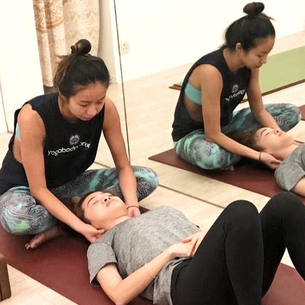 Yoga Bodyworkers HK Meet up