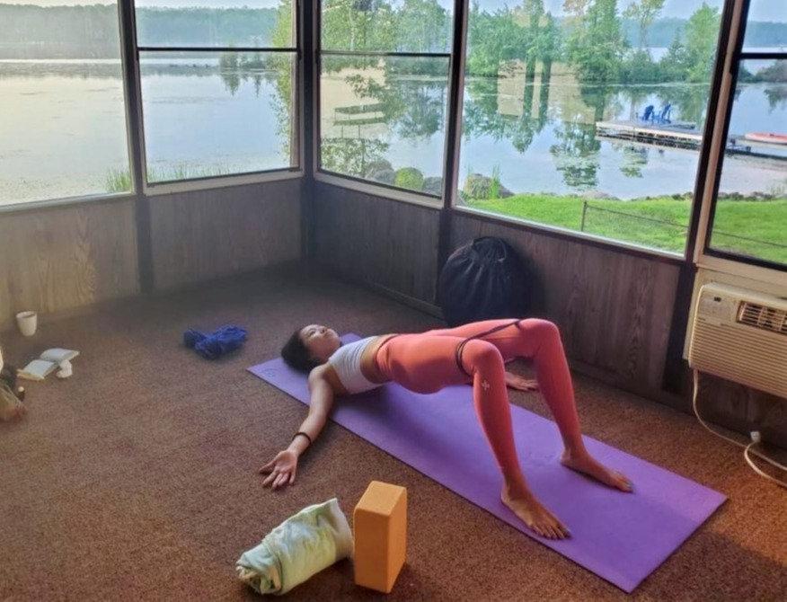 Feel Good Yoga via Zoom