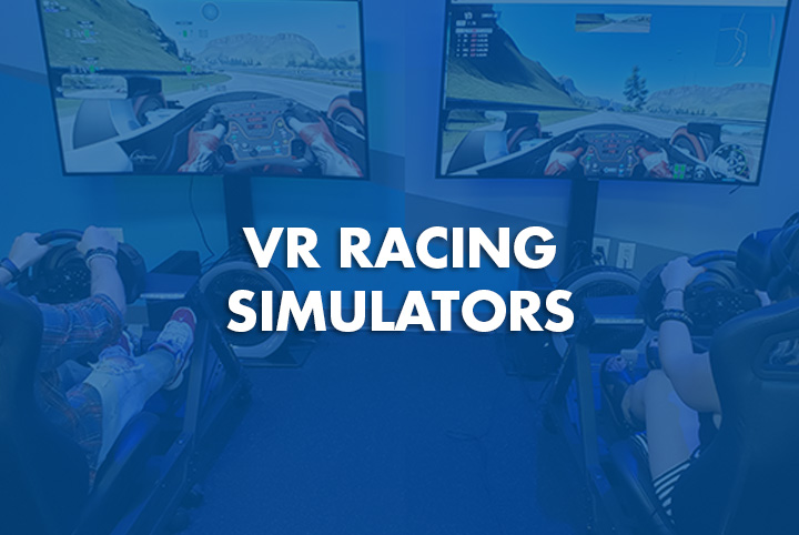 Multiplayer VR Racing Sims