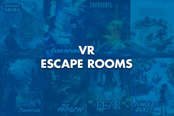 vr escape rooms