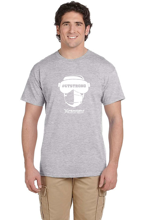 Heather Grey CT Strong T-Shirt