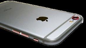 iPhone6sスペースグレイのI LOVE iPhone