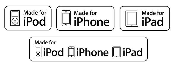 iPhoneMFi認定