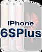 iPhone6SPlusガラス画面割れ修理