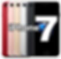 iPhone7ガラス画面割れ修理
