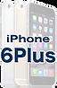 iPhone6Plusガラス画面割れ修理