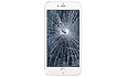 iPhoneフロントパネル画面ガラス割れ液晶損傷