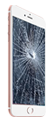 iPhoneXSガラス画面割れ液晶交換修理