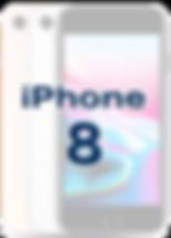 iPhone8ガラス画面割れ修理