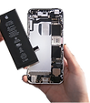 iPhone5バッテリー(電池)交換修理