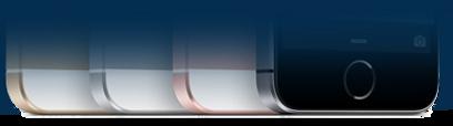 iPhone5sホームボタン修理・iPhoneSEホームボタン修理