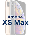 iPhoneXSMaxガラス画面割れ修理