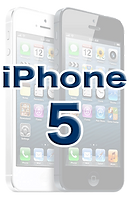 iPhone5ガラス画面割れ修理
