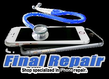 iPhone修理開業支援
