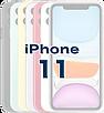 iPhone11ガラス画面割れ修理