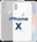 iPhoneXガラス画面割れ修理