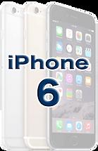iPhone6ガラス画面割れ修理