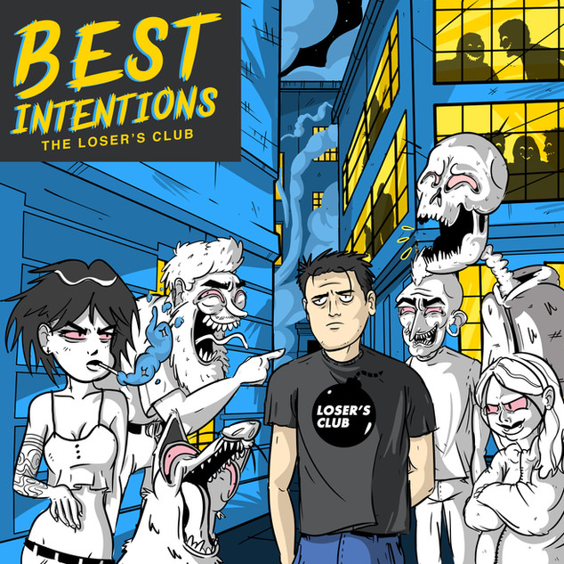 Best Intentions - The Loser's Club