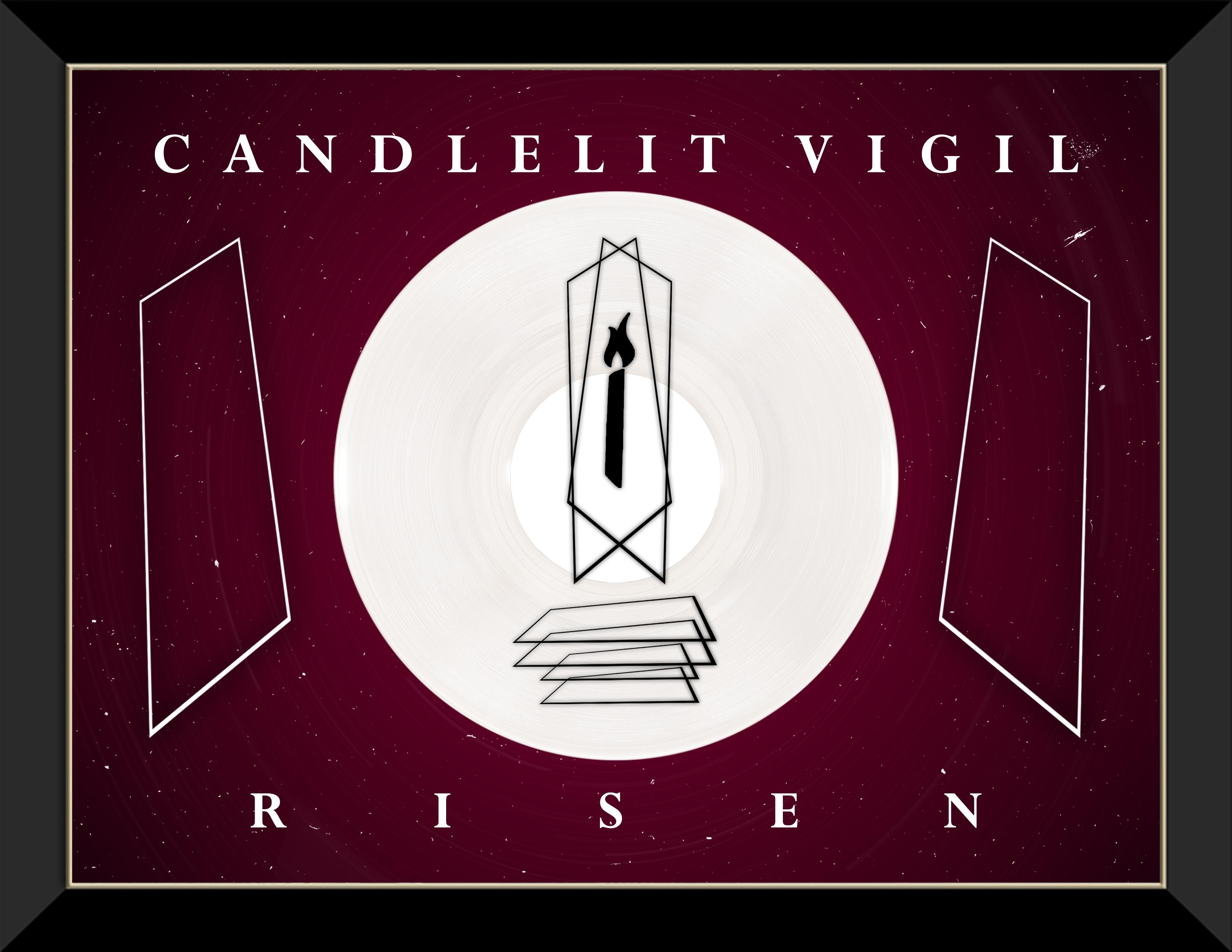 Album Release Plaque