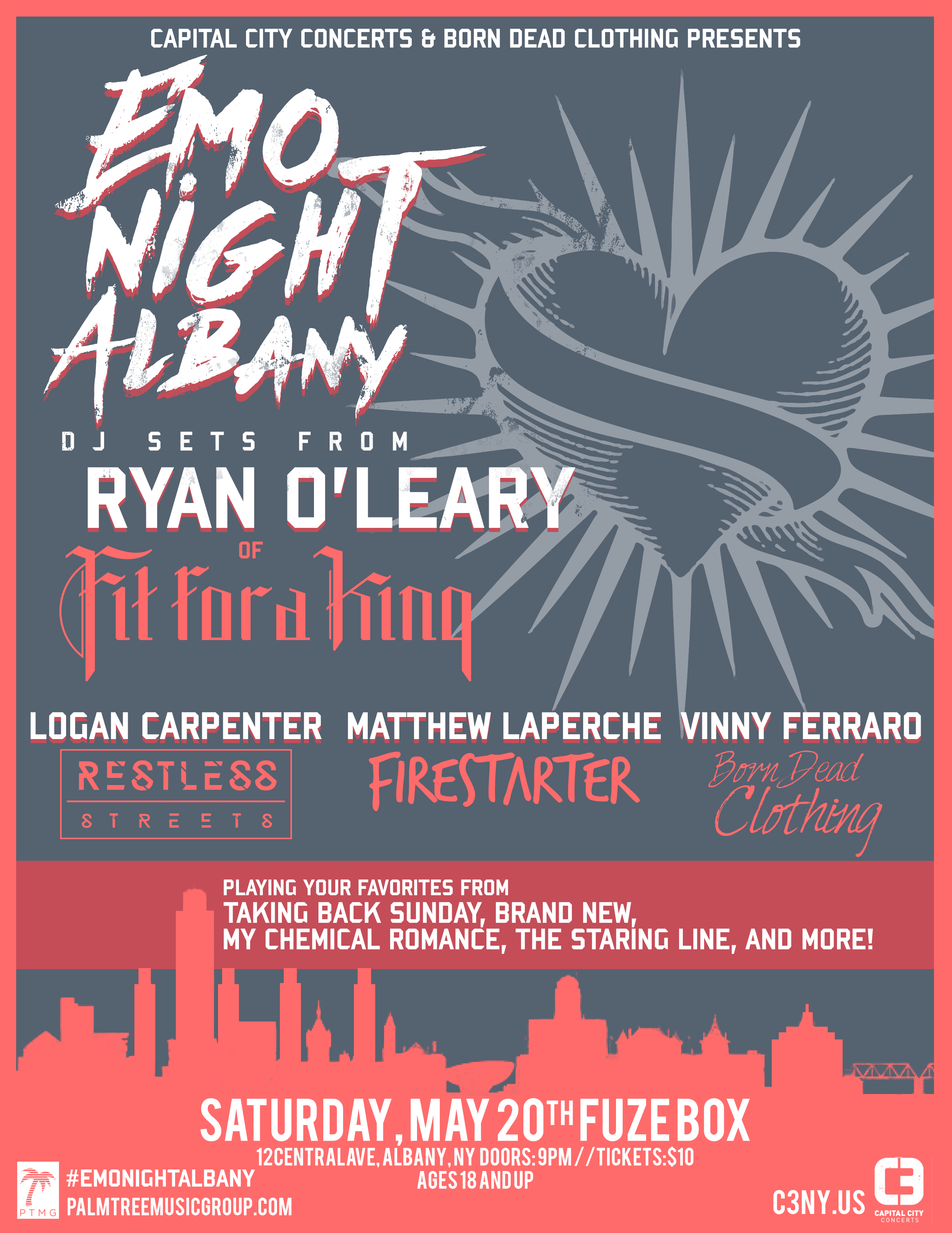 Emo Night Albany