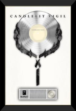 Record Sales Plaque (Platinum)