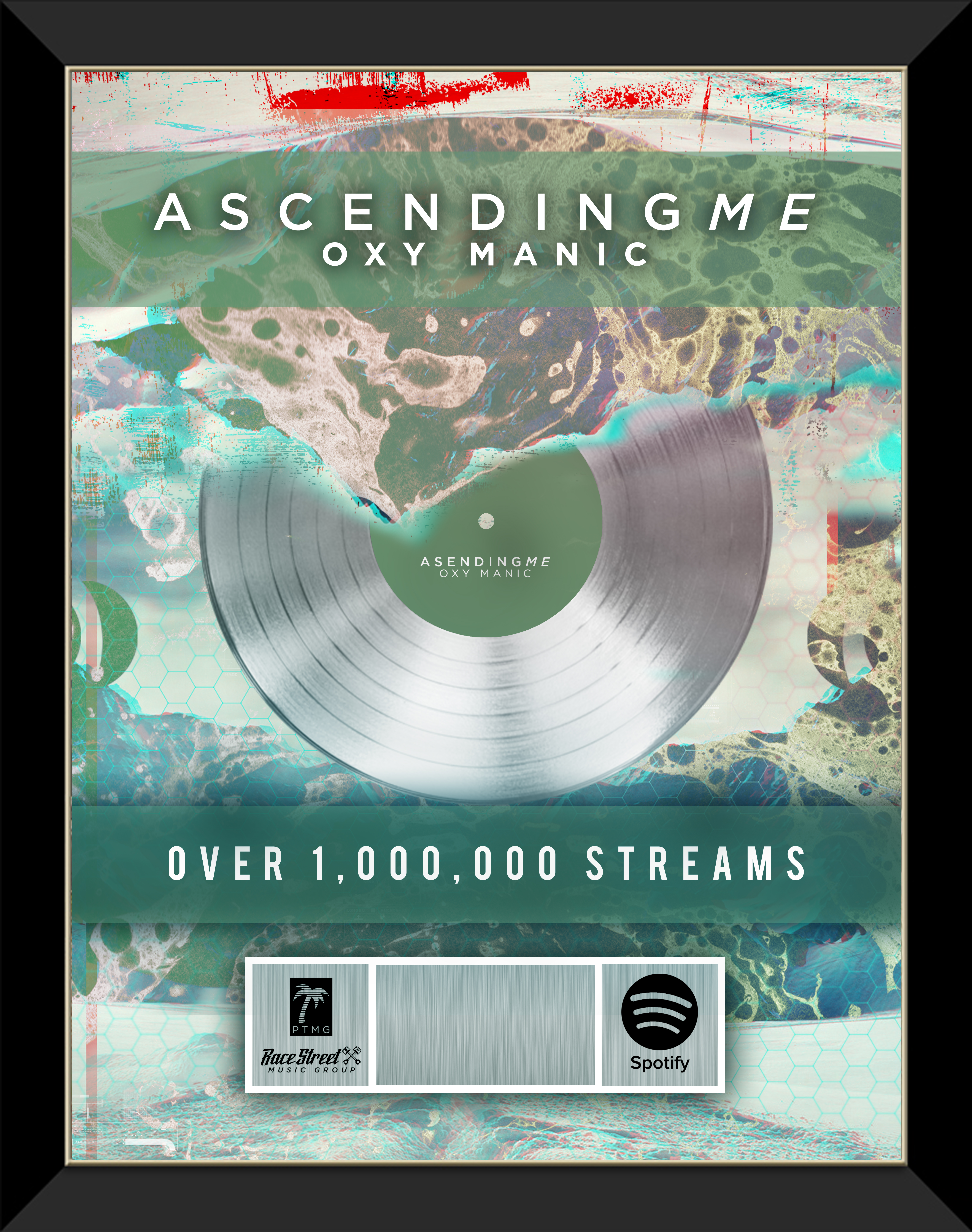 Streaming Plaque