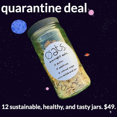 øats quarantine package