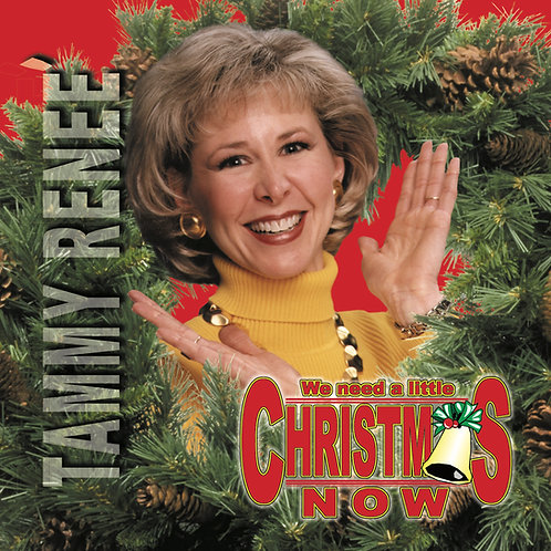 We Need A Little Christmas Now CD