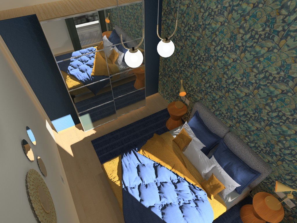 Zugloi lakás-hálóterv