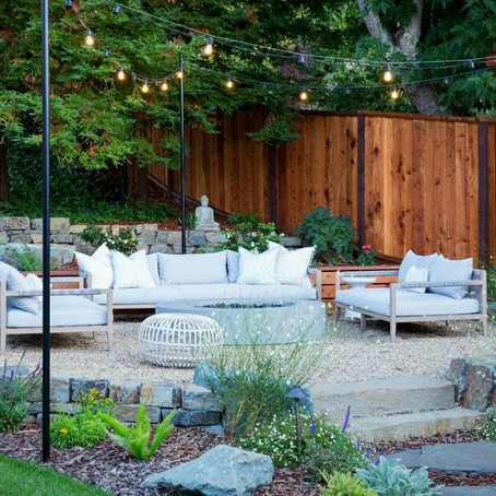 California Casual Backyard Transformation