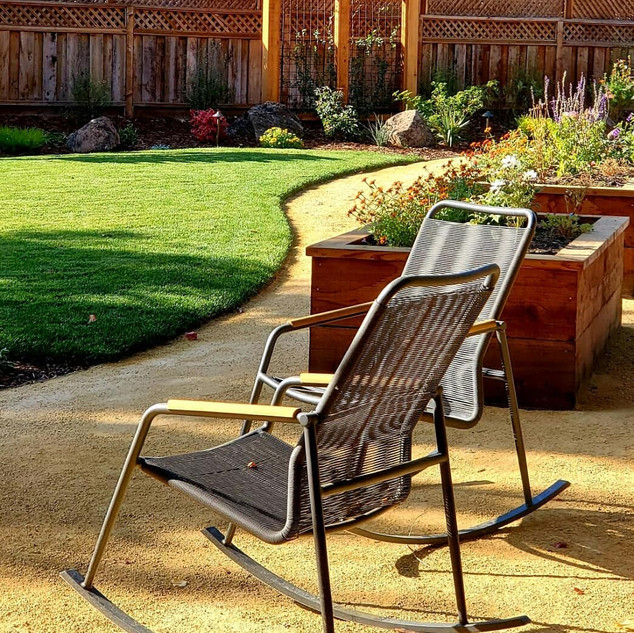Enjoy your outdoor space.