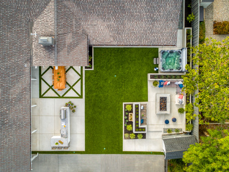 From Unused Pool to Backyard Entertaining At Its Best